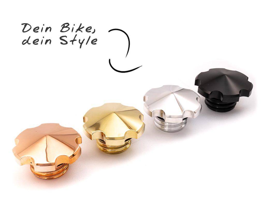 Tankdeckel-styles